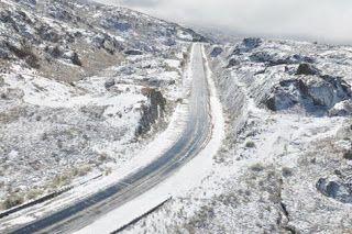 Así Somos: Camino Altas Cumbres cerrado