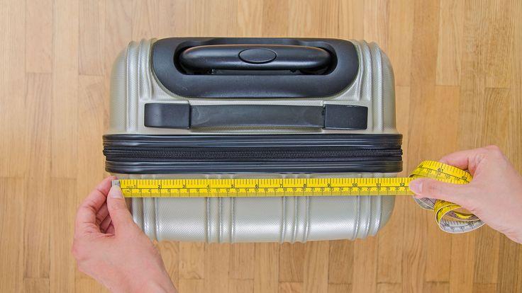 Dimensiones y objetos permitidos en el equipaje de mano en Ryanair
