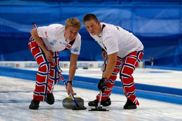 Le Gruyère European Curling Championships 2014 - Men's Final