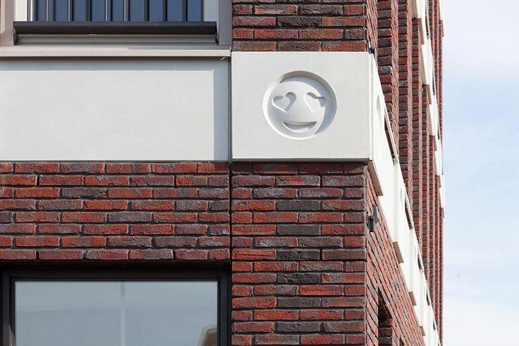 emoji facade // by attika architekten