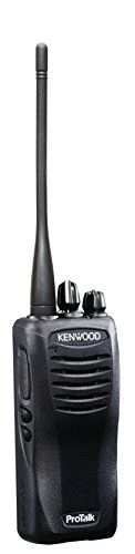 Kenwood TK-3402U16P ProTalk 5 Watt Two-way Radio, UHF, 16 Channels, Black Color. For product & price info go to:  https://all4hiking.com/products/kenwood-tk-3402u16p-protalk-5-watt-two-way-radio-uhf-16-channels-black-color-2/