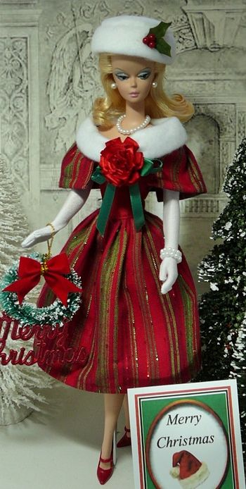 212 best Barbie Xmas and Holydays images on Pinterest | Barbie ...