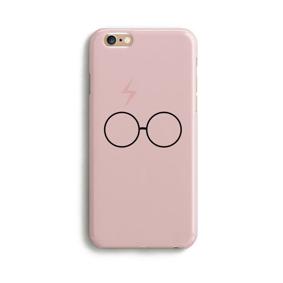 Harry Potter pink scar and glasses iPhone case  DEALS -------------------------- Free shipping when you spend £30/ $44 / €40 with coupon FREESHIPPING