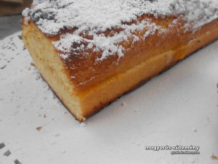 Mogyorós gluténmentes sütemény lekvárral - Madame Loulou Gyorsan kényelmesen készíthetünk mogyorós gluténmentes süteményt a Madame Loulou mogyorós alapkeverék és néhány további hozzávaló segítségével