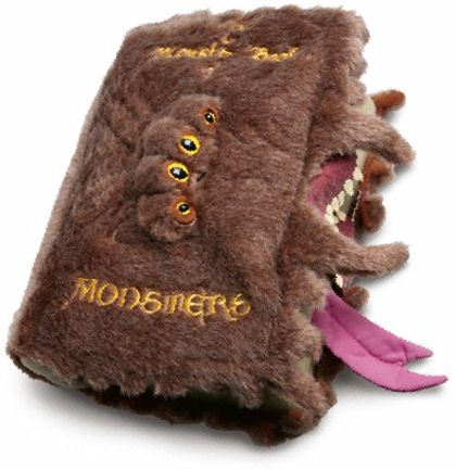 Book Of Monsters Plush: Books Covers, Monsters Books Of Monsters, Books Jackets, Books Worth, Monsters Bookhagrid, Monsters Plush, Harry Potter Books, Plush Books, Potter Things