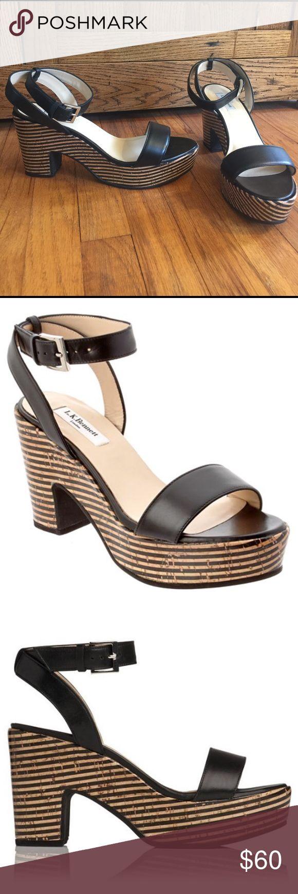 "1 DAY SALE! LK Bennett ""Gillian"" sandals! Sz 42 Beautiful brand new LK Bennett Gillian sandals! Sz 42 LK Bennett Shoes"