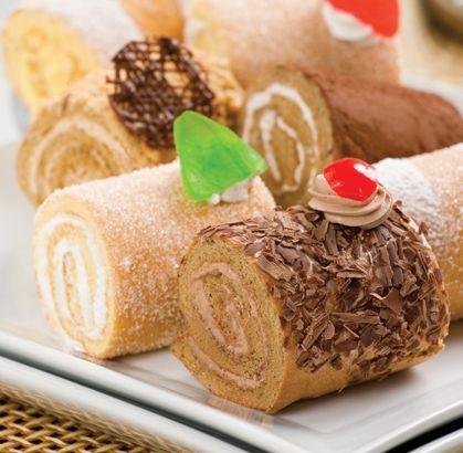 """Domingo de antojo... Disfruta hoy de un delicioso """"MORO ROLLO"""" de la #reposteriaastor ... Únicos  www.elastor.com.co"""