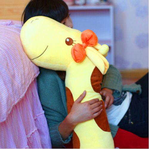 "28"" Large Stuffed Giraffe Plush Animal Toy Giftat EVToys.com"