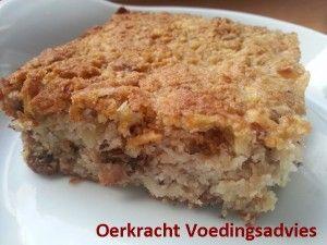 Noten-amandelbrood als lekker zoet en voedzaam ontbijt
