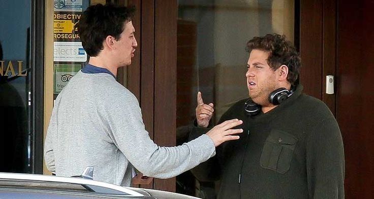 Production begins on Jonah Hill, Miles Teller film 'Arms & the Dudes'