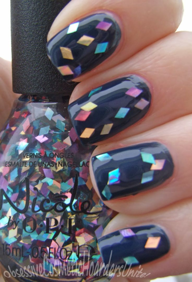 Nicole Nail Polish By Opi - Creative Touch