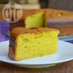 Kurkuma cake met sinaasappel @ allrecipes.nl