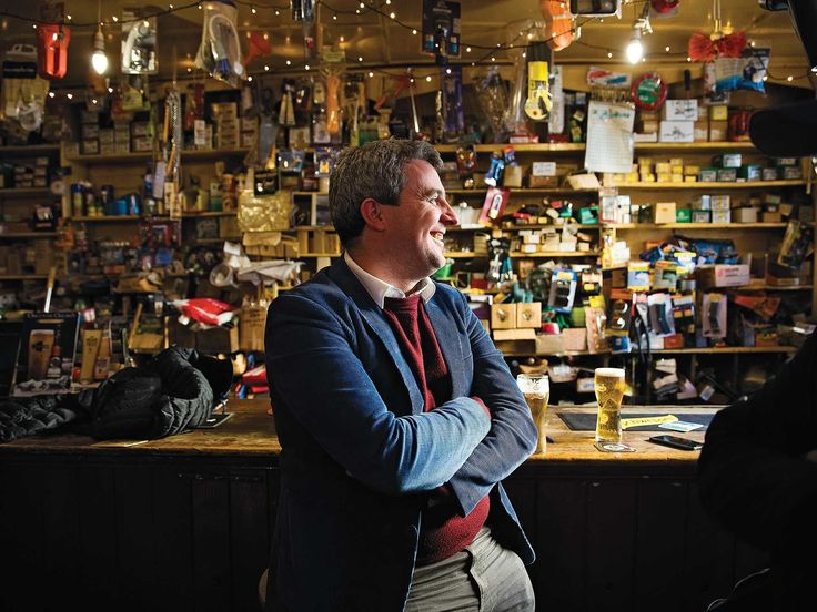 An eclectic community of chefs, poets, publicans, artists, and ice cream makers have turned a Dingle, a once sleepy seaside village in Ireland, into an unlikely food destination.
