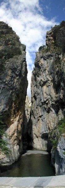 Portitsa Canyon at   Pindos Mountain, Greece /  by Kostas Petrakis