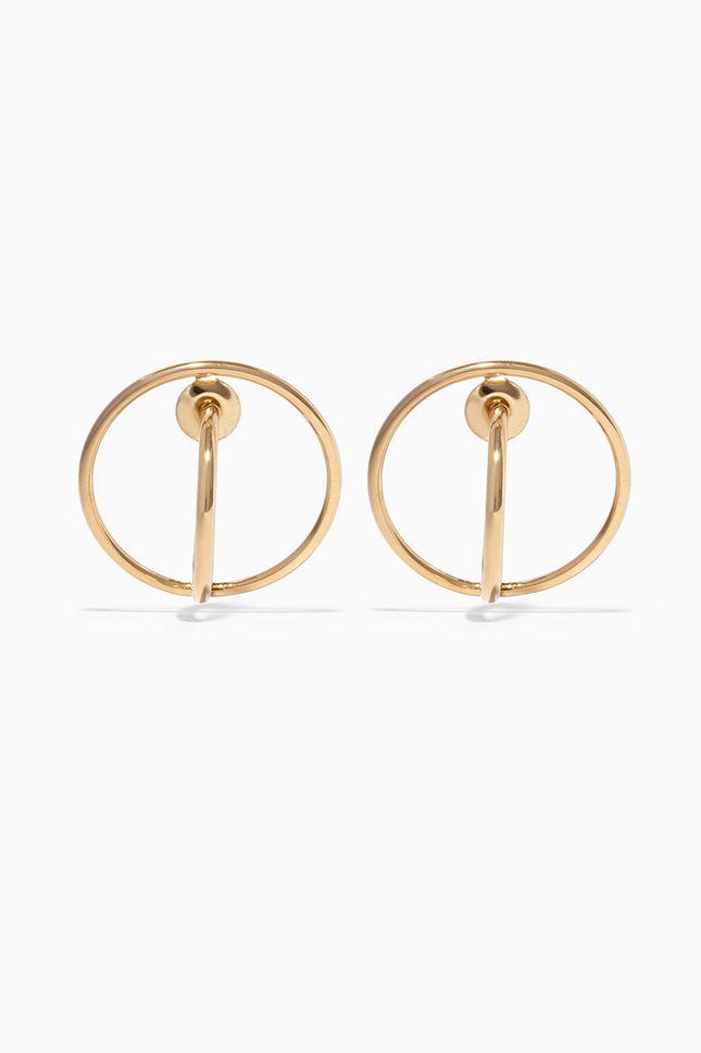 Застывшее жидкое золото в украшениях Charlotte Chesnais | Украшения | VOGUE