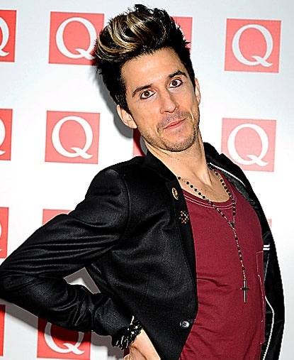 Russell Kane. Seemingly bred in the same horiffic Channel 4 genetic experiment that spawned Russell Howerd, Josie Long and Kevin Bishop (all not pictured)