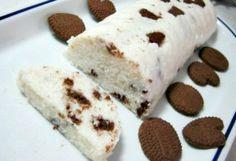 Kókuszgerinc kakaós keksszel