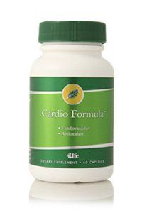 4life Cardio Formula with Basic Cardiovascular Support 60 Capsules each (pack of 2) by 4life Research. $33.90. ? Features a proprietary nutritional formula to support the body's cardiovascular and circulatory systems. ? Contains natural berry and spice powders to promote healthy heart function. Cardio Formula supplies antioxidants and other heart-nourishing ingredients to support the circulatory system's ability to deliver nutrients to all body cells and carry away waste. T...