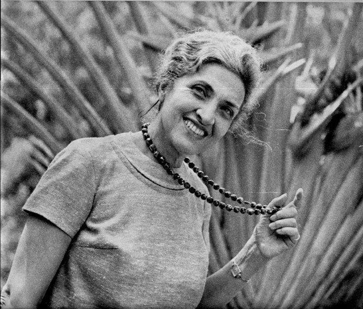 Cecilia Meireles, escritora brasileña