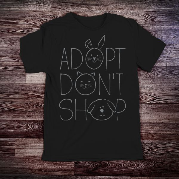 RESQTHREADS — Adopt Don't Shop Black
