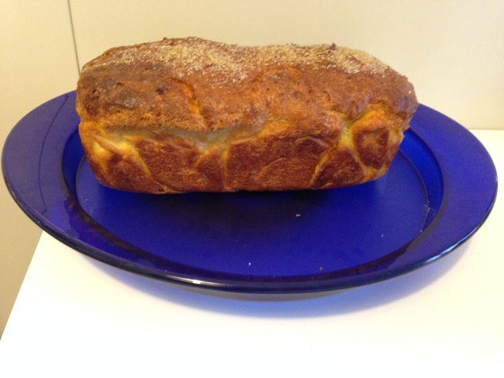Pan brioche di Maurizio Santin (ricetta dolce)