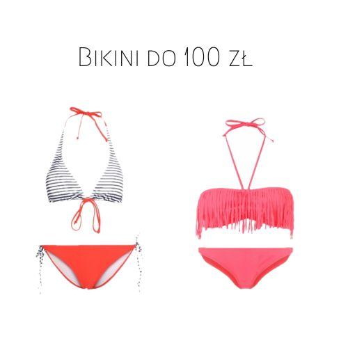 #bikini czy #kostium nie muszą być drogie! Wyglądaj #stylowo #naplaży! #frędzle #mixandmach #paski