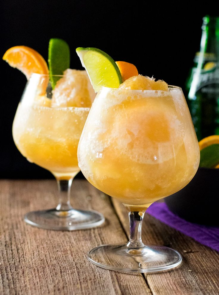 Wisconsin Brandy Slush recipe