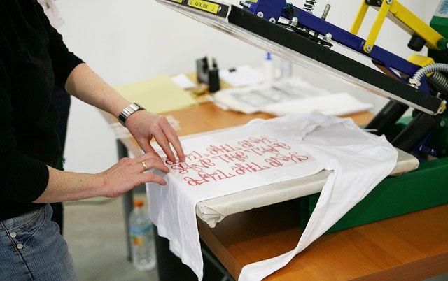 Drukpers digitale print