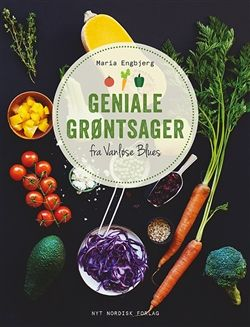Geniale grøntsager | Bog af Maria Engbjerg | Køb bogen her