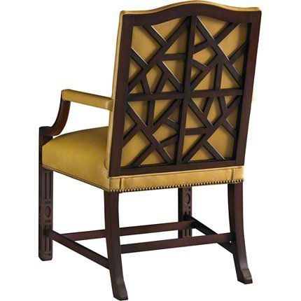 Maze Arm Chair | The Michael S Smith Collection | Baker Furniture