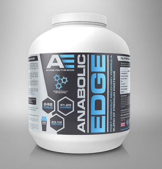 Anabolic Edge whey