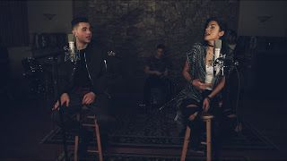 """Jordin Sparks Chris Brown - """"No Air"""" (cover by Andie Case & Jonny Koch)Song Cover http://ift.tt/2vmtCAn"""