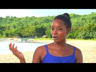 Survivor - Season 28: Meet J'tia -- Meet J'tia, a former model turned nuclear engineer, who will be competing this season for one Million dollars and the title of sole survivor. -- http://wtch.it/rZbHh