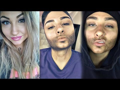 Woman To Man Transformation : Drag King Makeup Tutorial and Time Lapse http://makeup-project.ru/2017/05/20/woman-to-man-transformation-drag-king-makeup-tutorial-and-time-lapse/