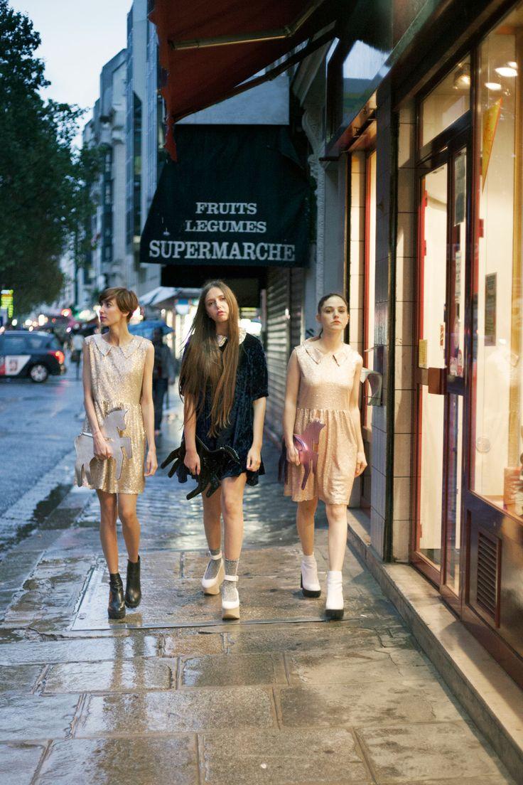 Les Parisiennes: A day in Paris.