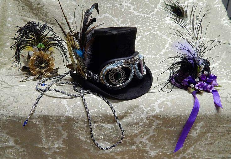 Hats by Keahrou on DeviantArt
