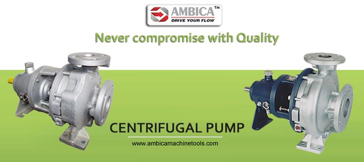 Are you in need of buying #Centrifugal_Pump device for your business, simply get in touch with Ambica Machine Tools, they design and develop these devices in a wide range of models and types.