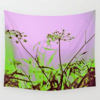 Play With Colors Wall Tapestry