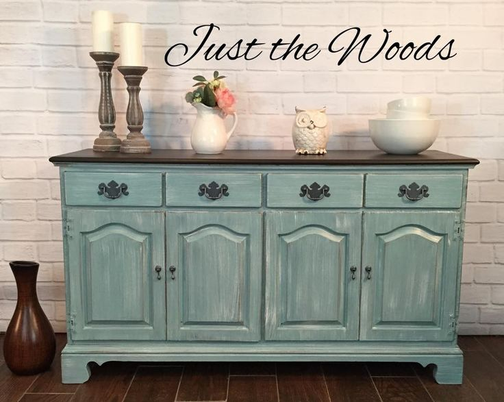 Teal Furniture best 25+ painted buffet ideas on pinterest | refinished buffet