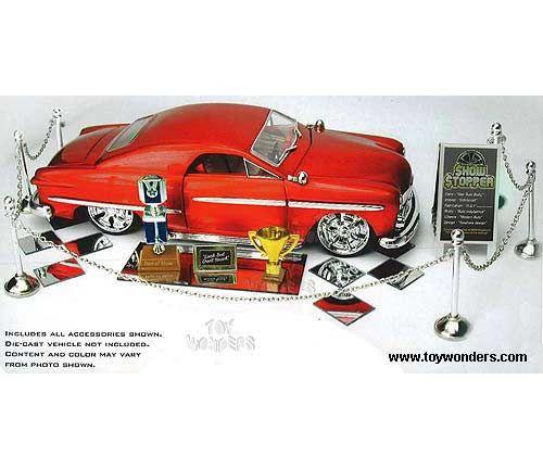 Mac Tools Diecast Car Garage Accessories Tool Kit 1 24 T002319