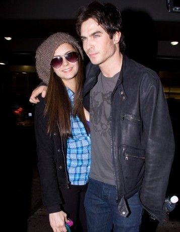 Is Nina Dobrev pregnant? Are Nina and Ian expecting a child?