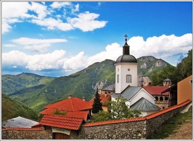 Manastir Sretenje, Ovčar. Izleti po Srbiji: Ovčarsko-Kablarska klisura i Čačak #izlet #ZanimljivaSrbija
