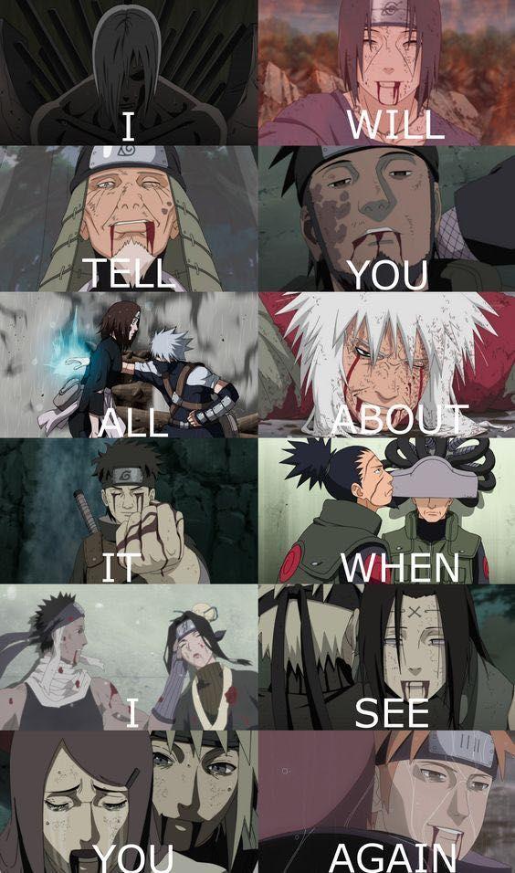 Naruto kills sarutobi fanfiction