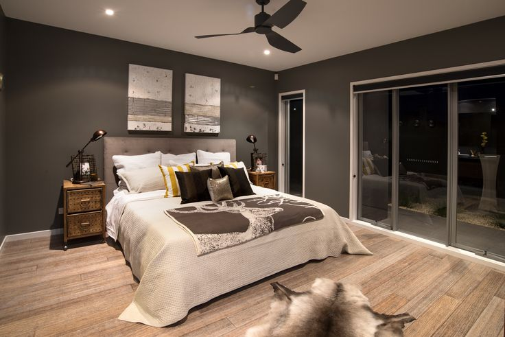 Master Bedroom - Urban Living Theme