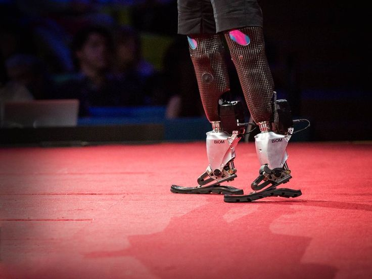 Hugh Herr: The new bionics that let us run, climb and dance | Talk Video | TED.com