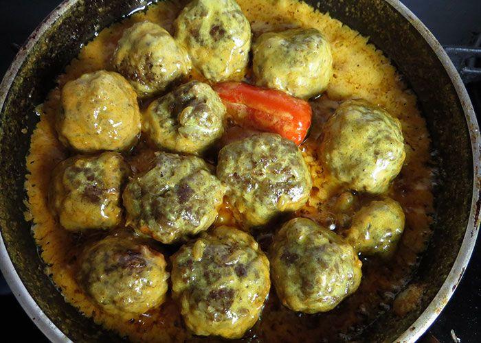 koftas- comida india