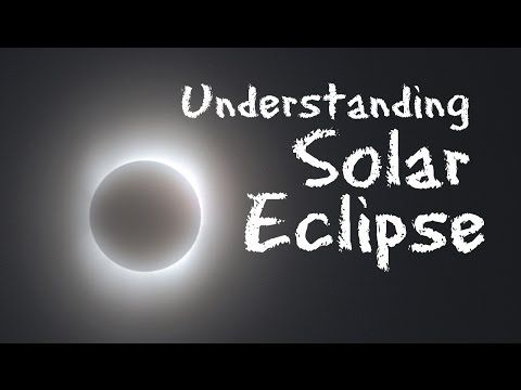 What is a Solar Eclipse? Understanding Solar Eclipse: Astronomy and Space for Kids - FreeSchool - YouTube