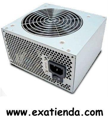 Ya disponible FUENTE 600W P4 12CM                                          (por sólo 18.98 € IVA incluído):   -FUENTE 600W P4 12CM SILENCIOSA -Cumple normativa ROHS -Conectores: 1 x 20+4 pines 1 x 4 pines (12v) 4 x molex 4 pines (Hdd/cd) 1 x molex 4 pines (Fdd) 1 x molex S.ATA   Garantía de 24 meses.  http://www.exabyteinformatica.com/tienda/533-fuente-600w-p4-12cm- #atx #exabyteinformatica