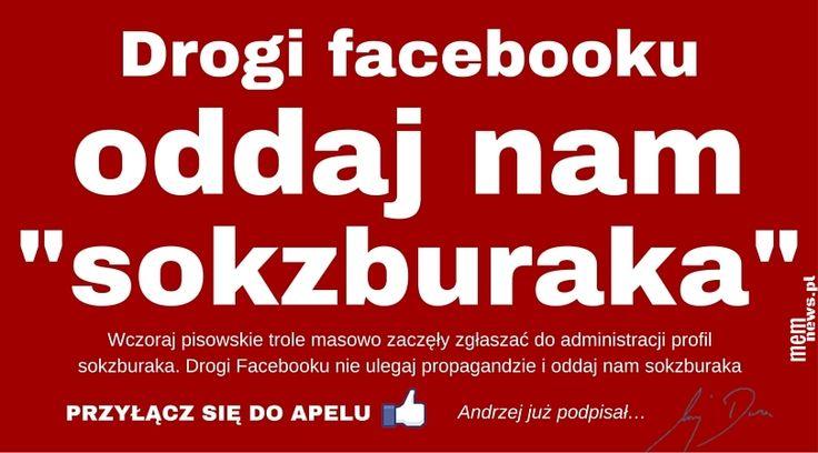 Facebooku oddaj sokzburaka