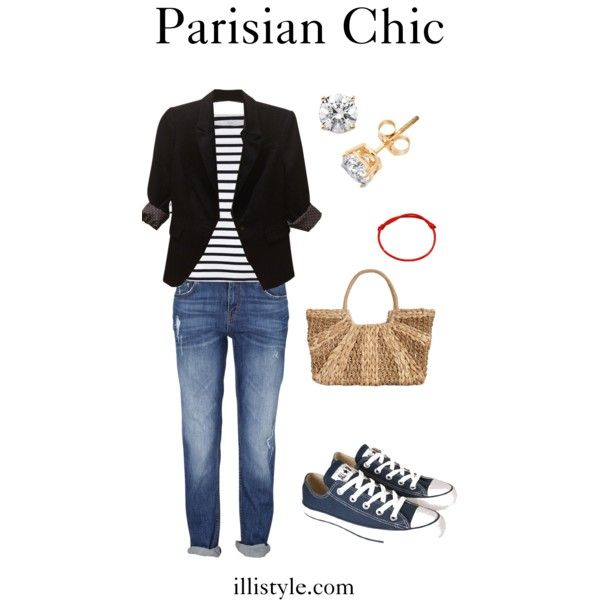 1000 Ideas About French Chic Fashion On Pinterest